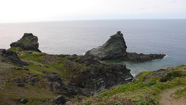 御神崎からの風景