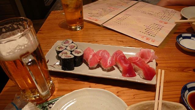 ひとしのまぐろ寿司