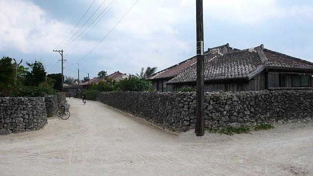 竹富島風景