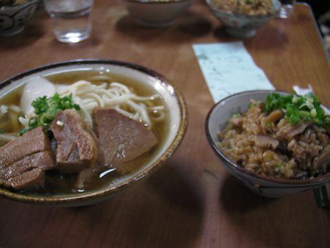 きしもと食堂(ピンぼけ)