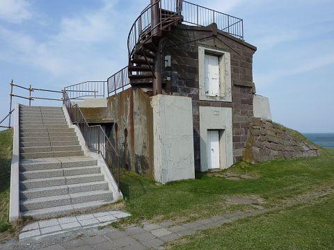 宗谷岬の監視台